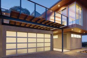 Aluminum Glass Doors